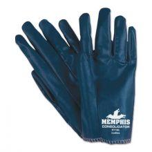 Memphis Glove 9710S Consolidator Cut & Sewnnitrile Slip-On Sty (1 PR)