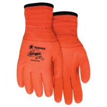 Memphis Glove N9690FCOXXL Ninja Ice Fully Coated 7Gauge Hivis Orange Acry (12 PR)