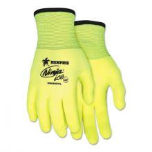Memphis Glove N9690HVXXL Ninja Ice Hi Vis  7 Ga Acr Terry Liner W/15 Ga H (12 PR)