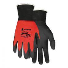 Memphis Glove N96970XXL Ninja Bnf 18 Ga  Red Nylon/Span Shell  Black Bre (12 PR)