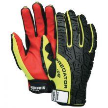 Memphis Glove PD2901XXL Predator Textured Pu Coated Syn Leather Palm (12 PR)
