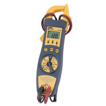 Ideal Industries 61-704 Clamp Meter W/ Trms Ncvshaker