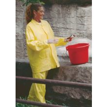 River City O503XL Zodiac- .10Mm- Single Ply Pvc- Suit 3 Pc- Yellow