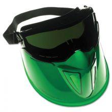 Jackson Safety 18631 Full Face Black Frame Face Shield Anti Fog 3.0 L