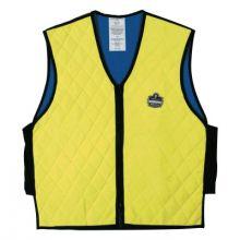 Ergodyne 12533 Chill-Its 6665 Evaporative Cooling Vest Med Lime