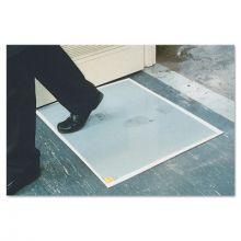 "Crown Mats (Ludlow Composites Corp) WCRPLPAD C-Walk-N-Clean Replacement Pads 30""X24"" Gray 4/"