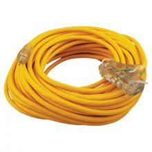 Southwire 03489 100' 12/3 Yellow Polar/Solar Plus W/Power Ligh