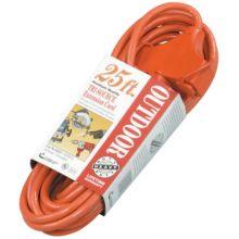 Southwire 04217 25' 14/3 Sjtw-A Orange 3-Way Power Block 300V