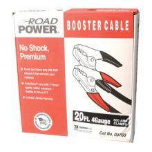 Southwire 08860 20' 2 Ga. 500 Amp Blackbooster Cables W/ H