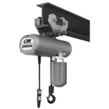 Cm Columbus Mckinnon 3575 635 1/8-1Ton Low Headroom Trolley F/Models A