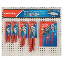 Crescent CF10 Display Tongue And Groove Pliers
