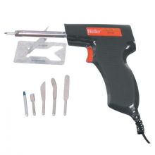 Weller TB100PK Therma Boost Soldering Gun With Various Tips