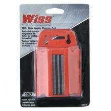 "Wiss RWK14D .025"" Utility Knife Blade W/Dispenser (100 EA)"