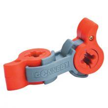 Crescent CCTL100 Twin Lock Connector 3Inch (1 EA)
