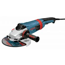 """BOSCH 1974-8 7"""" Large Angle Grinder - 15 Amp w/ Lock-on Trigger Switch"""