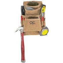Clc Custom Leather Craft I923X 10 Pocket Carpenter'S Nail & Tool Bag