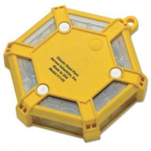 Crown 1145 Classic Road Flare - Battery Op Amber Led