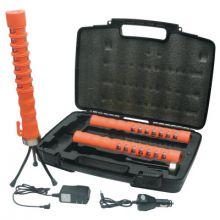 Crown 1158 Emergency Led Baton Roadflare Kit- 3- (1 KT)