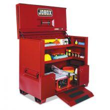 Jobox 1-684990 Piano Box-Drop Down Front 74X30X50