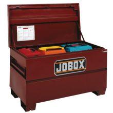 """Jobox 1-658990 72X24X27.75"""" Jobox Steelindustrial Site Vault"""