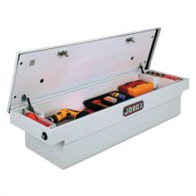 Jobox PSC1455000 Delta Pro White Steel Single Lid Fullsize Tool B