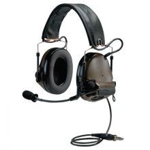 Peltor MT17H682FB-47GN Com Tac Helmet Headset