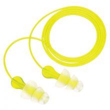 Peltor P3000 Tri-Flange Corded Ear Plugs Nrr 26 (100 PR)