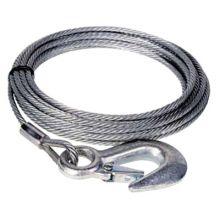 """Dutton-Lainson 6524 24104 1/4""""X50' Cable W/Hook"""