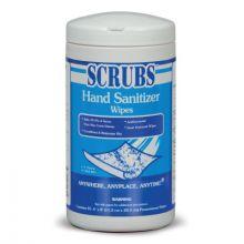 Scrubs 90985 Scrubs Hand Sanitizer Wipes 85 Wipes/Pal (1 PA)