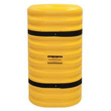 "Eagle Mfg 1708 8"" Column Protector- Yellow"