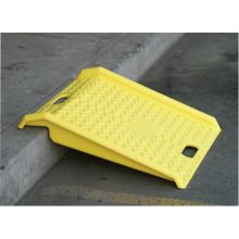 Eagle Mfg 1794 Poly Curb Ramp-Yellow 1000# Load