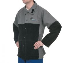 Weldas 38-4350XXXL Arc Knight Welding Jacket - Size Xxx-Large