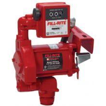 Fill-Rite FR701V 115V Ac Hd Transfer Pumpw/Meter