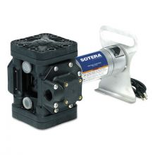 Fill-Rite SS460BX731PG Electric Dual Diaphragmchemical Pump- All