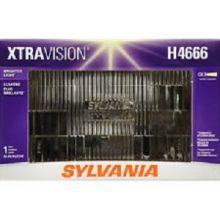 Sylvania H4666 XtraVision (Qty: 1)