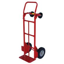 "Milwaukee Hand Trucks 47180 Convertible Truck W/10""Ace-Tuff Wheels & 5"""