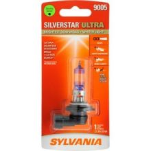 Sylvania 9005 SilverStar ULTRA (Qty: 1)
