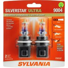 Sylvania 9004 SilverStar ULTRA (Qty: 1)