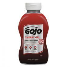 Gojo 2354-08 Cherry Gel Pumice Hand Cleaner 10 Fl Oz