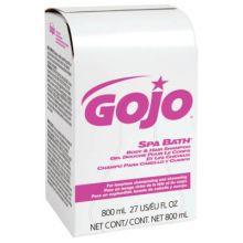 Gojo 9152-12 800Ml Spa Bath Body & Hair Shampoo (1 EA)
