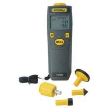 General Tools PCT900 Contact/Non-Contact Tachometer Kit