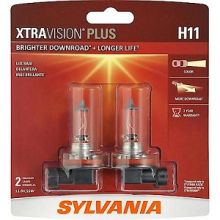 Sylvania H11 XtraVision Plus (Qty: 1)
