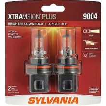 Sylvania 9004 XtraVision Plus (Qty: 1)