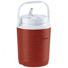 Rubbermaid Home Products 1560-06-MODRD 1 Gallon Victory Jug Modern Red (1 EA)