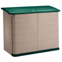 Rubbermaid Home Products 3747-01-OLVSS Storage Shed Olive Green