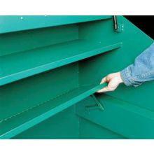 Greenlee 3648 23276 Slant Top Storage