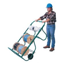 Greenlee 911 31518 Wire Cart W/5 Reel