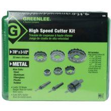 Greenlee 930 Cutter Kit Hss