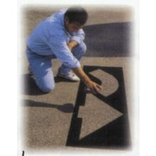 C.H. Hanson 12460 6 Piece Parking Lot Stencil Kit