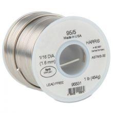 J.W. Harris 95561 Ha 95/5 Solid 1/8X1#